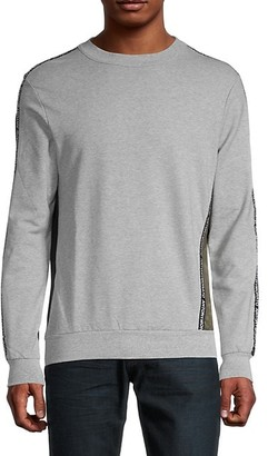 Antony Morato Roundneck Stretch-Cotton Sweatshirt
