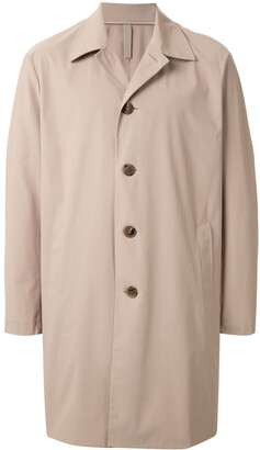 Harris Wharf London Lightweight Single Breasted Coat