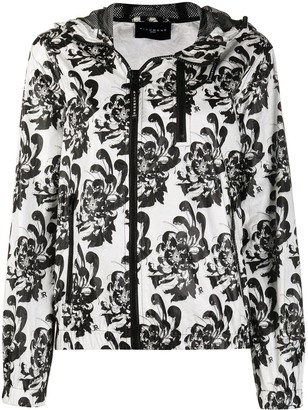 John Richmond Floral Print Jacket