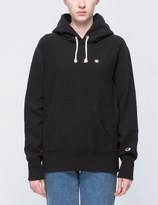 Champion Reverse Weave Classic Logo Hoodie