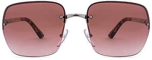 2d8e9fbbbf Prada Pink Eyewear For Women - ShopStyle UK