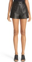 3.1 Phillip Lim Women's High Waist Shorts