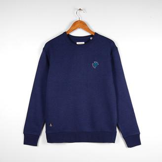 IDIOMA - Where Next Sweatshirt - XLarge / North Sea Navy - Blue