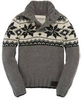 Superdry Coxswain Knit Henley Sweater