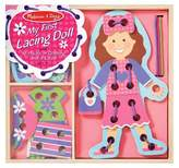 Melissa & Doug My First Lacing Doll With 16pc of Clothing and 3 Laces