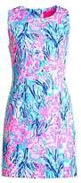 Lilly Pulitzer Women's Mila Print Sleeveless Mini Dress - Size 0