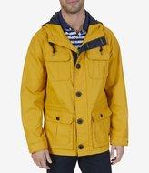 Nautica Lightweight Water Resistant Parka Jacket