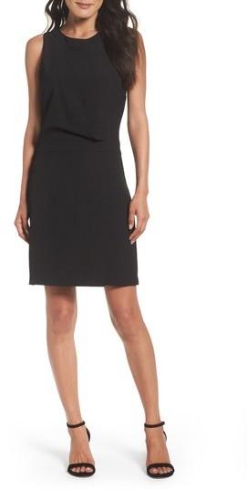 Julia Jordan Women's Stretch Sheath Dress