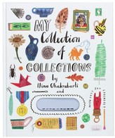 Chronicle Books 'My Collection Of Collections' Sticker Activity Book