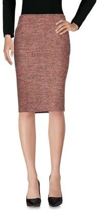 JC de CASTELBAJAC Knee length skirt