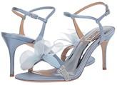 Badgley Mischka Janie (Azure Blue) Women's Shoes