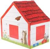 Melissa & Doug Doghouse Plush Pet Playhouse