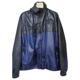 Loewe Blue Polyester Jackets