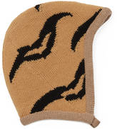 Gucci Baby knit hat with tiger motif