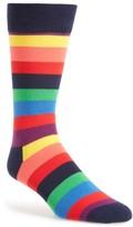 Happy Socks Men's Stripe Socks