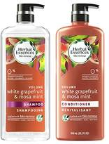 Herbal Essences Bio: Renew White Grapefruit & Mosa Mint Shampoo and Conditioner Set