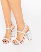 Asos HELLO Heeled Sandals