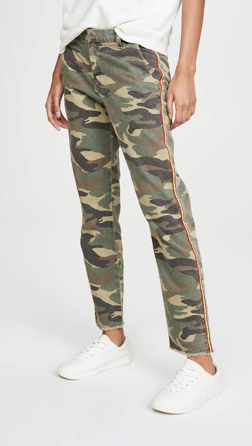 64ab8889cd859 Straight Leg Camo Pants - ShopStyle