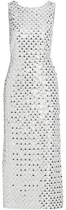 Rotate by Birger Christensen Toriana Sleeveless Sequin Dress