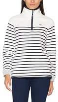 Crew Clothing Women's 1/2 Zip Sweatshirt