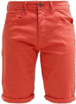 Tiffosi Vietnam Denim Shorts Orange