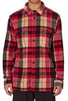 thirtytwo Flannel Shirts Rest Stop Thermal Shirt - Red