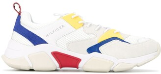 Tommy Hilfiger Panelled Sneakers