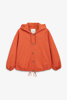 Monki Hooded jacket