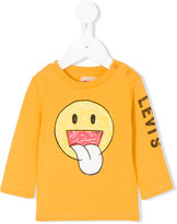 Levi's Kids printed sweatshirt