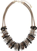 Accessorize Camilla Beaded Round Necklace