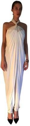Jean Paul Gaultier White Viscose Dresses