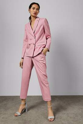 Ted Baker Pink Suit Trouser