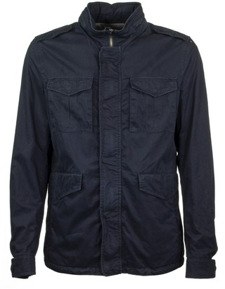 Herno Stand Up Collar Jacket