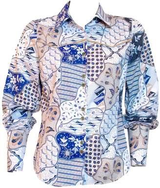 Relax Baby Be Cool Women'S Long Sleeve Button Up Shirt Sekar Jagad