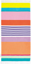 Sunnylife Havana printed velour towel