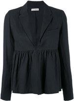 Ulla Johnson Amadie peplum blazer - women - Cotton/Linen/Flax/Tencel - 4