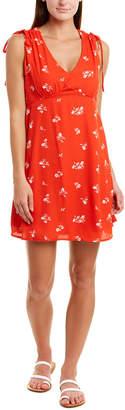 Gilli Cinched Mini Dress