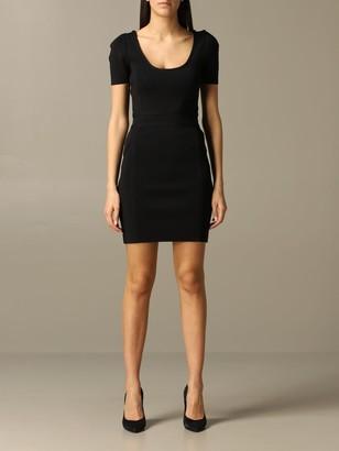 Twin-Set Short-sleeved Dress