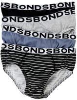 Bonds Underwear 4 Pack Brief Mix