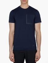 Nike Navy Pocket Detail T-shirt