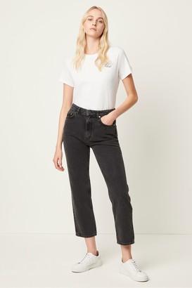French Connection Lillian Denim Straight Leg Jeans