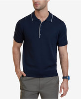 Nautica Men's Classic-Fit Tipped Sweater Polo