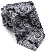 HUGO BOSS Paisley Silk Tie