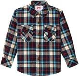 Appaman Boys Flannel Shirt