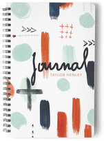 Minted Plus Positive Pattern Day Planner, Notebook, or Address Book