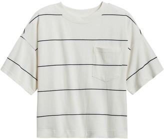 Banana Republic JAPAN EXCLUSIVE Cotton Boxy T-Shirt