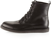 Kenneth Cole First Song Lace-Up Ankle Boot, Black