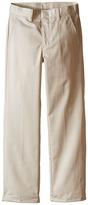 Nautica Regular Fit Flat Front Pants (Big Kids)