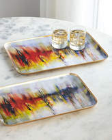 Jamie Young Artsy Trays, Set of 2