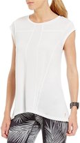 Lucy Effortless Ease Short Sleeve Top